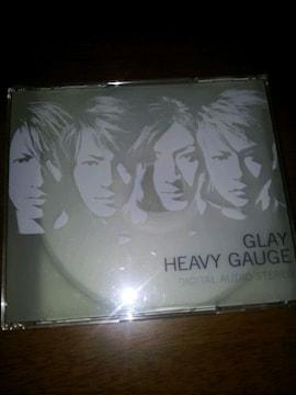 GLAY*HEAVYGAUGE☆CDアルバム〇美品◇