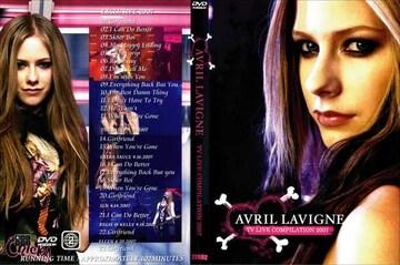 ≪送料無料≫AVRIL LAVIGNE COMPILATION 2007 Vol,1 アヴリル