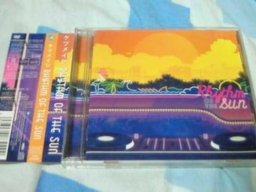 CD+DVD ケツメイシ RHYTHM OF THE SUN