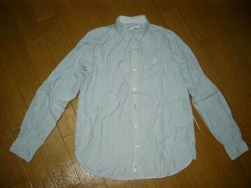 ネイバーフッドNEIGHBORHOODクラシックストライプシャツM