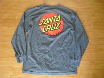 SANTA CRUZ サンタクルズ ロング Tシャツ USA-M