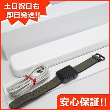 ●安心保証●美品●Apple Watch 38mm ブラック●