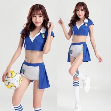 白青 パンツ  チアガール レースクイーン コスプレ衣装
