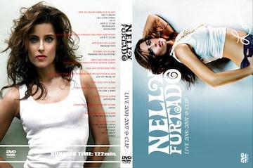 NELLY FURTADO Live 2001-2007 & プロモ