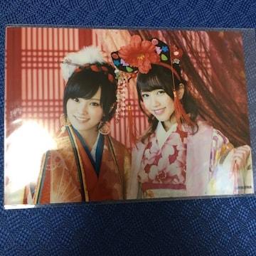 AKB48 特典 生写真 NMB48 山本彩