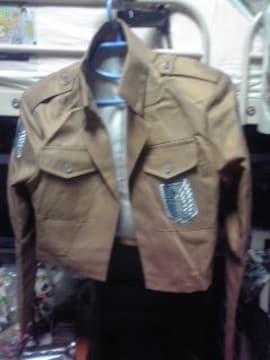 進撃の巨人 調査兵団 コスプレ衣装 エレンアルミンミカサライナーベルトルトリヴァイ