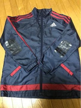 子供用 adidas  アディダス ウィンドブレーカー  140size