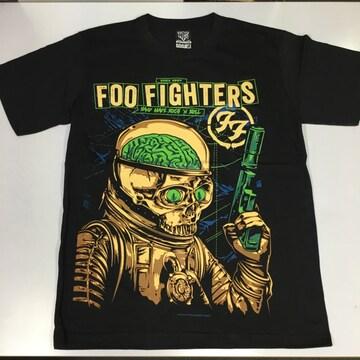 バンドTシャツ Mサイズ フーファイターズ FOO FIGHTERS BSET2