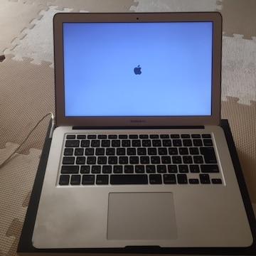 Mac Air 13インチのマックエアー 4GB  128GB