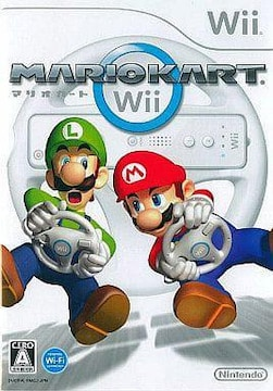Wiiソフト☆マリオカートWii