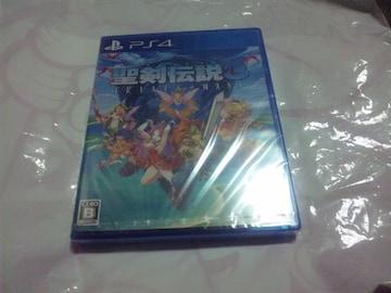 【新品PS4】聖剣伝説3 トライアルズオブマナ