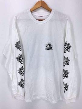 HIDE AND SEEK(ハイドアンドシーク)THC L/S TEEクルーネックTシャツ