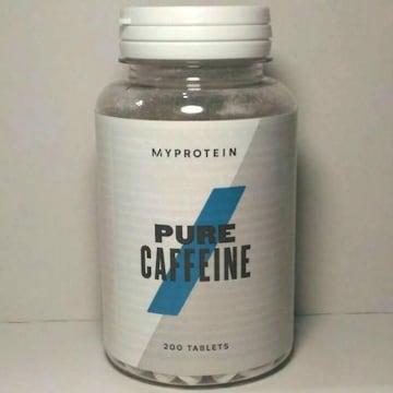 ピュア カフェイン 200mg 200錠 送料込み