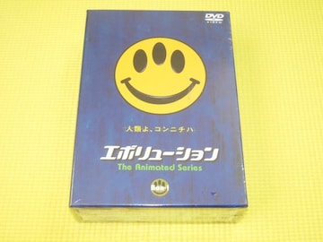DVD★即決★新品★エボリューション The Animated Series BOX-1