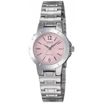 ★人気★ CASIO 腕時計 アナログ レディース ピンク