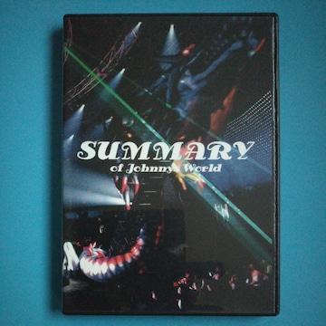 DVD◇NEWS KAT-TUN SUMMARY of Johnnys World◇中古