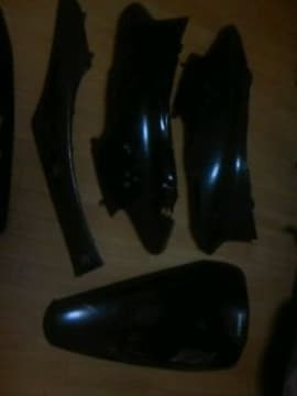 ライブディオ系 黒色カバーセット