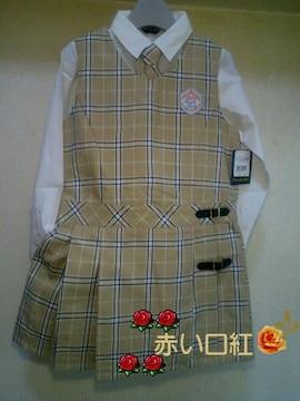 120�p〜*卒園式.入学式3点セットドレス