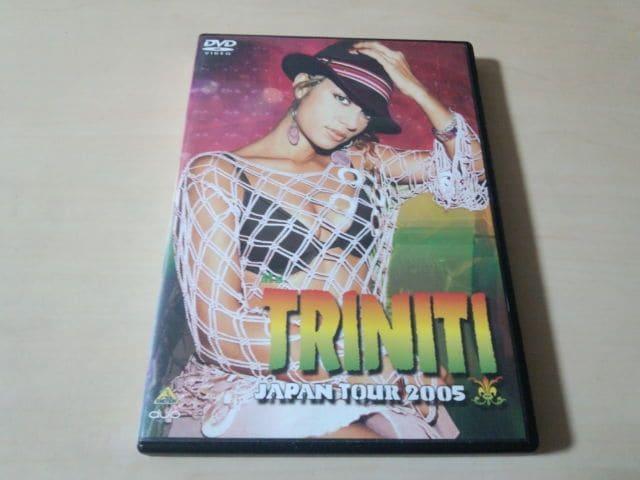 DVD「トリニティ・ジャパン・ツアー2005 TRINITI JAPAN TOUR」●  < タレントグッズの