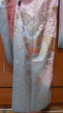 ※お振り袖セット(お振り袖、袋帯、帯締、帯あげ、つけ襟)