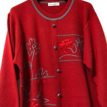 2Lサイズ 赤セーターレターパック520
