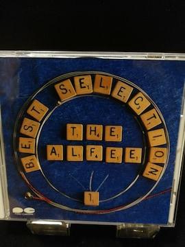 THE ALFEE  ベストセレクション1 曲目画像掲載 送料無料