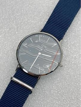 T238 ダニエルウェリントン 腕時計 クォーツ メンズ レディース