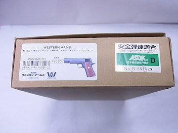 WA GBB コルトMk�Wシリーズ70WA40th