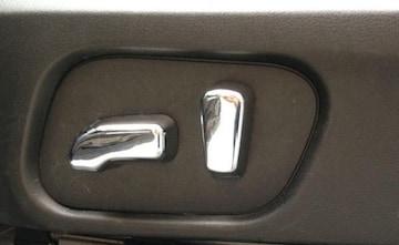 メッキ シートスライダーカバー フォレスター SJ5 SJG