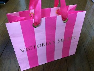 ヴィクトリアズシークレットピンク紙袋ショップ袋ショッパー