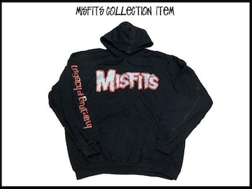 MISFITSミスフィッツ 90sヴィンテージデッドストックパーカ新品 レア!完売 コレクターズ品