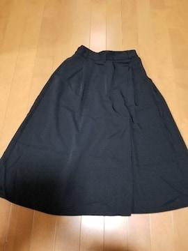 ◆GU◆巻きスカート風キュロットパンツ◆