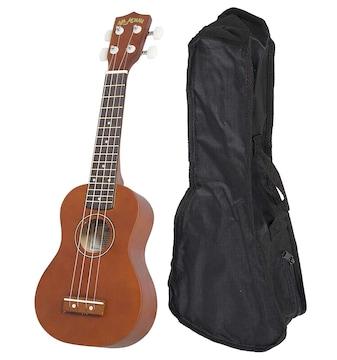 アラモアナ ギアペグ式ウクレレ マホガニー