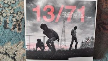 尾崎豊 13/71-THE BEST SELECTION CD+DVD 2枚組ベスト
