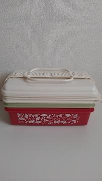 アフタヌーンティー☆かわいい☆ランチボックス☆☆