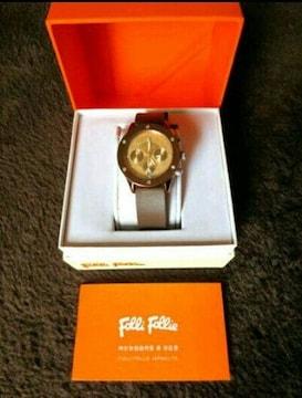 限定 レア 新品 フォリフォリ レディース 腕時計 Folli Follie