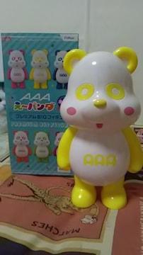 AAA・え〜パンダ・プレミアムBIGフィギュア・黄色 日高