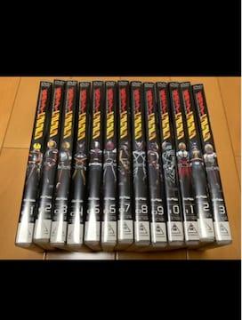 DVD  仮面ライダー 555 ファイズ 全巻セット