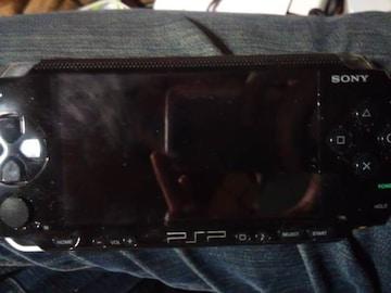 PSP1000本体のみジャンク品 送料無料