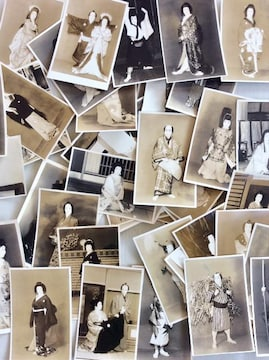 『歌舞伎ブロマイド』50枚セット‼