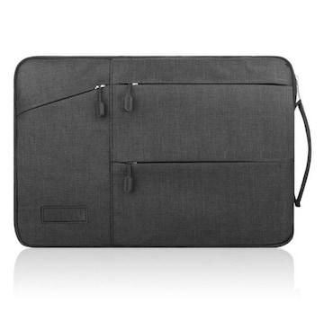 MacBook Pro/Air PCバッグ (15.6インチ.ブラック)