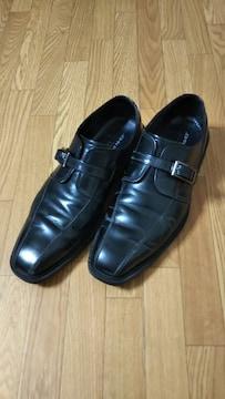 ☆ジョンピアース/JOHN PEARSE ビジネスシューズ 革靴 ストレートチップ