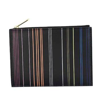 ◆新品本物◆ポールスミス カードケース(BK)『M1A6344 EGMET』◆