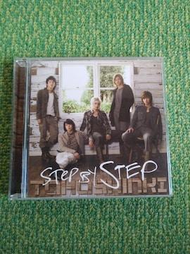 ☆東方神起☆STEP BY STEP★CD+DVD♪