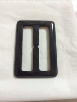 プラスチックバックル 手芸小物 新品未使用 大理石柄