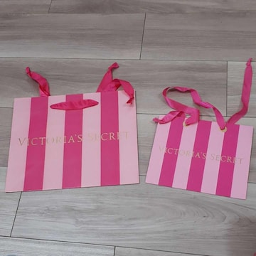 ヴィクトリア シークレット ピンク pink ショップ袋