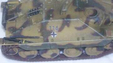1/144マイクロアーマー第16弾111  駆逐戦車38〔t〕ヘッツアー