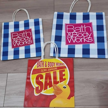 bath&body Works バス&ボディワークス ショップ袋