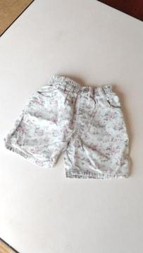 可愛い花柄パンツ