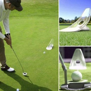 ゴルフ 圧力パット 折りたたみ式